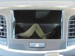 こちらはオーディオレス車となっております!お好きなナビの取付が可能!詳しくはお問い合わせください!