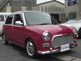 ダイハツ ミラジーノ 660 メモリアルエディション 全塗装ムラサキ&ルーフホワイト