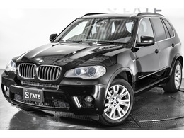 BMW X5 xドライブ 35i Mスポーツパッケージ 4WD パノラマミックサンルーフ ブラックレザー