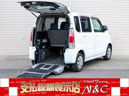 スズキ ワゴンR スローパー 福祉車両 室内除菌 シートクリーニング