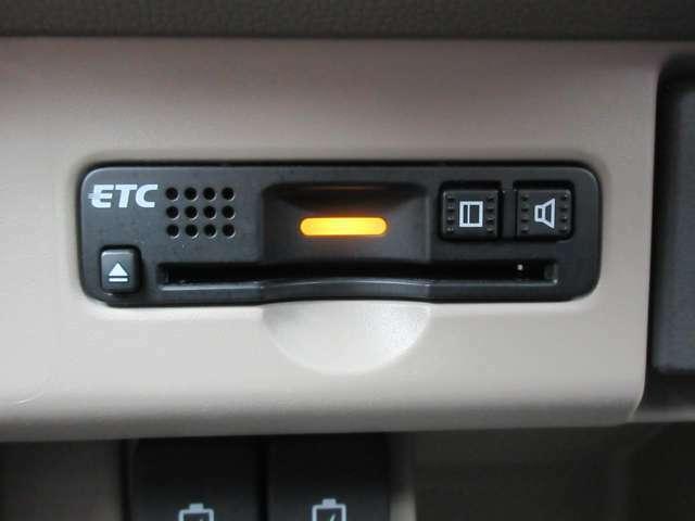 ETC付き☆高速道路の利用がスムーズにできます☆高速道路のETC割引が適応されます!
