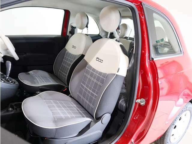 厚みのあるシートは適度な弾力性があり、長く乗っていても疲れにくいです!
