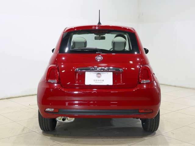 小型車でありながら、独特なデザインによって存在感が感じられます!