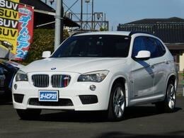 BMW X1 xドライブ 25i Mスポーツパッケージ 4WD