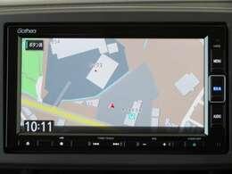 ホンダ純正☆Gathersナビ☆搭載車♪メモリータイプのナビは動きが早く快適です♪フルセグTVの視聴もOKです♪ドライブのお供に役立ちます♪♪