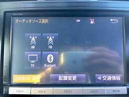 「AVソース」 様々なメディアのオーディオを利用できます!