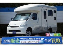 トヨタ ライトエーストラック キャンピング AtoZ アレン サブバッテリー インバーター 冷蔵庫