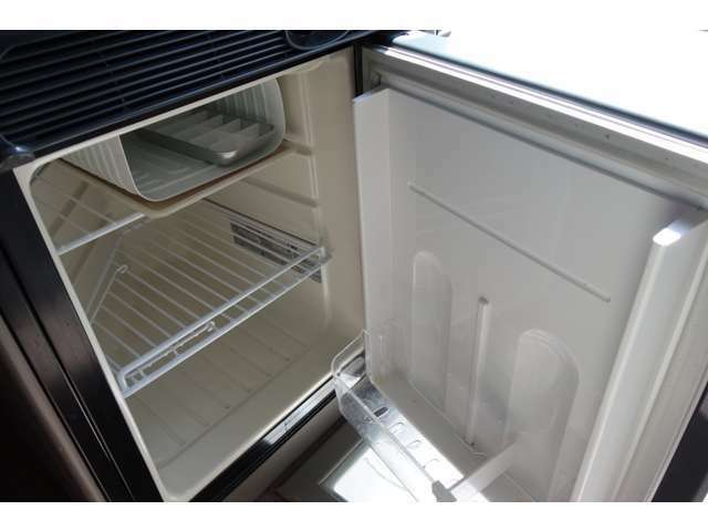 冷蔵庫も完備!!