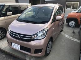 三菱 eKワゴン 660 M eアシスト 純正地デジフルセグTVナビ 衝突軽減ブレ-キ