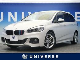 BMW 2シリーズグランツアラー 218d Mスポーツ 純正HDDナビ LEDヘッド インテリセーフ