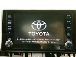 新型ディスプレイオーディオ搭載!!ワイド画面で快適なドライブをサポート!!