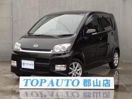 ダイハツ ムーヴ 660 カスタム X CD エアロ HIDライト ABS 無修復歴