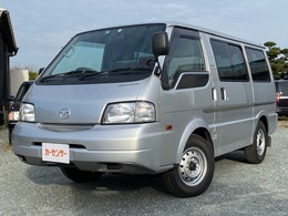 マツダ ボンゴバン 1.8 GL 低床 4WD シンメイワ