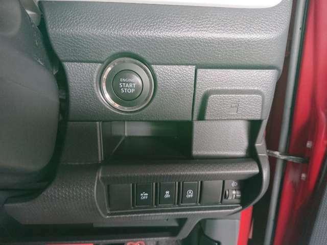 シートヒーター・レーダーブレーキサポート・ESP・アイドリングストップオン、オフ切り替えスイッチ