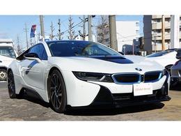 BMW i8 ベースモデル F&Rスポイラー 禁煙車 地デジ Sキー