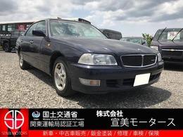 日産 レパード 3.0 XR 実走40800キロ
