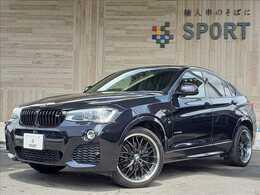 BMW X4 xドライブ28i Mスポーツ 4WD インテリジェントセーフティー クルコン