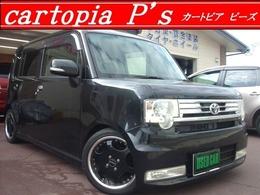 トヨタ ピクシススペース 660 カスタム X 車高調/シャレン15AW/ナビ/ETC/ドラレコ