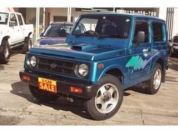 スズキ ジムニー 660 バン HC 4WD フルノーマル 5速マニュアル4WDターボ