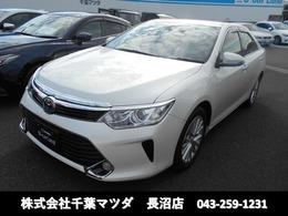 トヨタ カムリハイブリッド 2.5 Gパッケージ ナビ・ETC・HID
