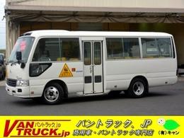 日野自動車 リエッセII 幼児バス 大人3人 幼児39人 ディーゼル 折戸手動ドア 左電格ミラー