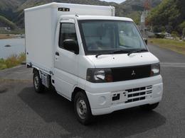 三菱 ミニキャブトラック 冷蔵冷凍車 パワステ