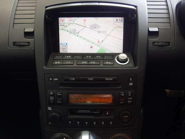 ◆メーカーナビ!◆BOSEサウンドシステム!◆ETC!◎その他、ドライブレコーダー・レーダー探知機・社外スピーカー等の発注&取付可能です!(別途費用は掛かります。)