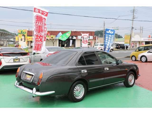 地元密着47年の実績!ミヤマの車は安心です!!