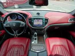 ◆レッドフルレザーシート◆全席シートヒーター◆F席エアシート◆座り心地も良く使用感の少ないシートです!◆