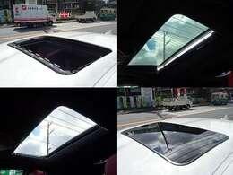 ◆オプションのサンルーフ装備されております!◆開ければ車内も明るくなり開放的です♪◆