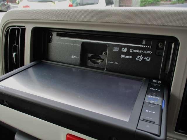 CD&DVDビデオ再生・SDカード・Bluetoothにも対応♪