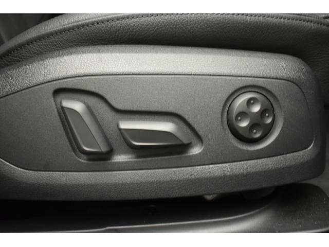 ●ランバーサポート機能付パワーシート『腰のサポート部分は微調整が可能!シート調整も電動で簡単です!』