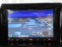 ケンウッド AVナビゲーションシステム DKX-A800を搭載。