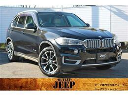 BMW X5 xドライブ 35i 4WD ワンオーナー 革 ナビ バックカメラ TV ETC
