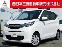 三菱 eKワゴン 660 M 当社デモカーUP ナビ シートヒーター
