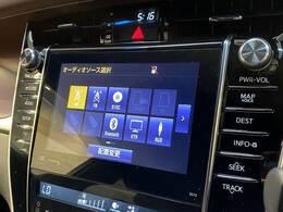 フルセグ内臓の純正ナビ搭載。DVD再生、Bluetoothも対応可能です。