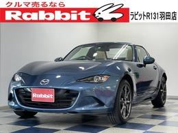 マツダ ロードスターRF 2.0 VS 6速マニュアル・純正ナビ・TV・Bカメラ