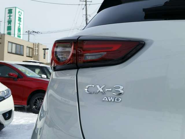 マツダ・CX-3のご紹介です!登録済み未使用車となります。
