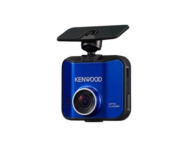 Bプラン画像:ケンウッド、DRV-350コンパクトなハイスペックモデル高画質Full HD録画対応のドライブレコーダー★GPS搭載・駐車監視録画機能も付いたフル装備モデルです♪取付込みの価格です♪