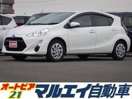 トヨタ アクア 1.5 S スタイルブラック 純正ナビ・ワンセグ・Bカメラ・TssC