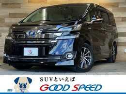 トヨタ ヴェルファイア ハイブリッド 2.5 V 4WD 9型ナビTV フリップダウン 両側電動 LED