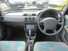 コックピットもご覧下さい!旧車ですが・・・外装はもちろん内装もハンドル、インパネ廻り、シフトノブ等非常にキレイに使用されており、傷や割れ、ひび等も、ほぼございませんのでご安心下さいませ!必見です!!