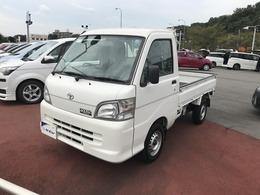 トヨタ ピクシストラック 660 スペシャル エアコン・パワステバージョン 3方開 4WD 4WD
