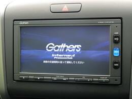純正SDナビ『嬉しいナビ付き車両ですので、ドライブも安心です☆DVD再生可能♪フルセグTV付です!』