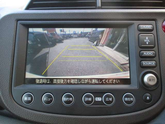 イオンで駐車するとき、後ろのスペースがどれくらいあるかわからず、うまく停められない・・なんてことを防ぐ、バックカメラを装備!こちらのお車のように大きい車には本当に助かる装備です!