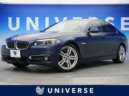 BMW 5シリーズ 528i ラグジュアリー インディビジュアル ナイトビジョン