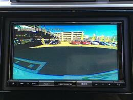 便利な【バックカメラ/バックモニター】で安全確認もできます。駐車が苦手な方にもオススメな便利機能です。
