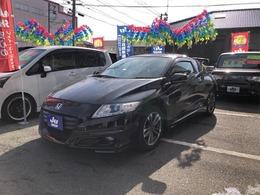 ホンダ CR-Z 1.5 アルファ ブラックレーベル インターナビ・無限エアロ・車検R4年12月
