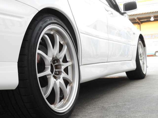 新品車高調取り付け納車 エアクリ チタンマフラー C-WESTエアロ 強化クラッチ 前置インタークーラー RAYs鍛造CE28 HKS EVC 取扱説明書 新車時保証書あり