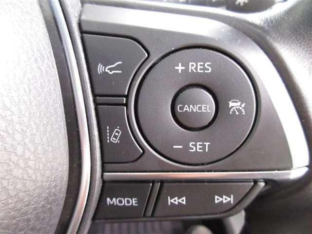 トヨタセーフティーセンスP搭載車です。